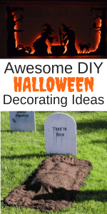 Awesome DIY Halloween Decorating Ideas