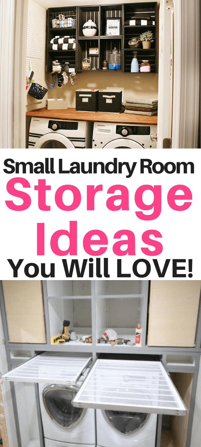 Small laundry room organization ideas sunny home creations Small laundry room organization ideas