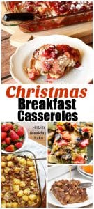 Best Christmas Breakfast Casserole Recipes. Now I just have to narrow down which casserole to make Christmas morning.