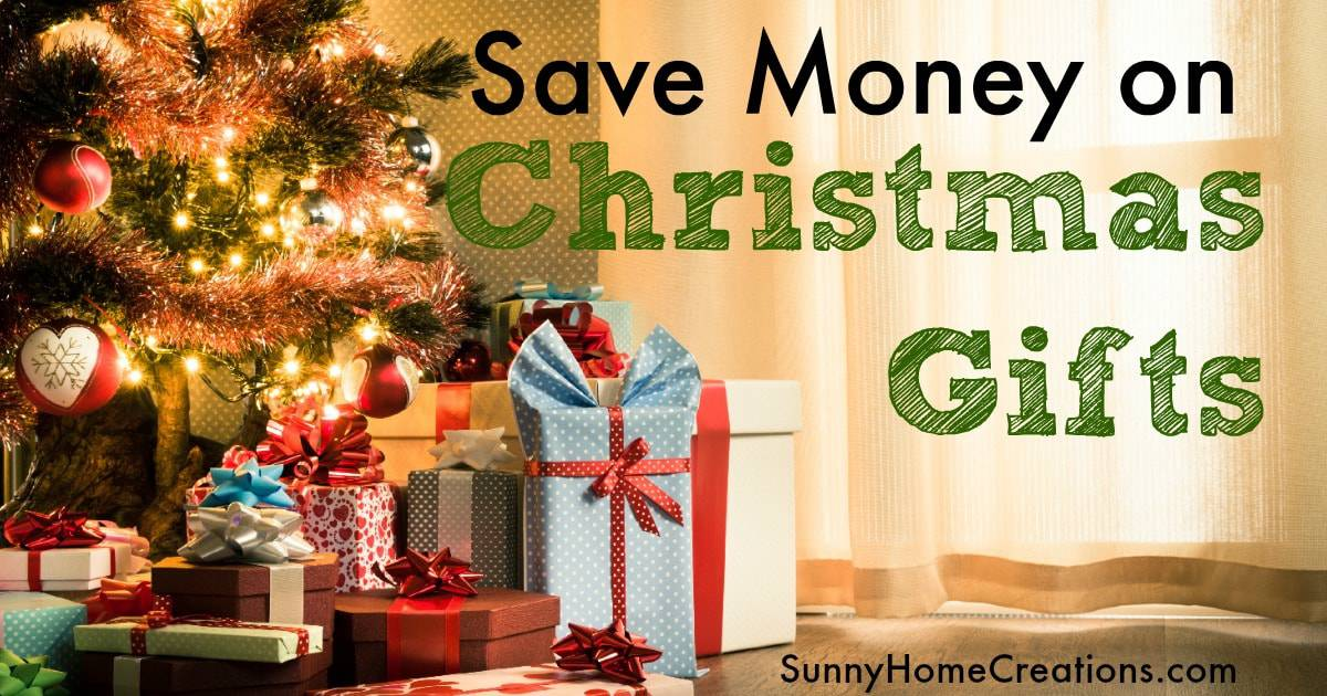 Christmas Gifts on a Budget - Best Ways to Save Money on Christmas ...