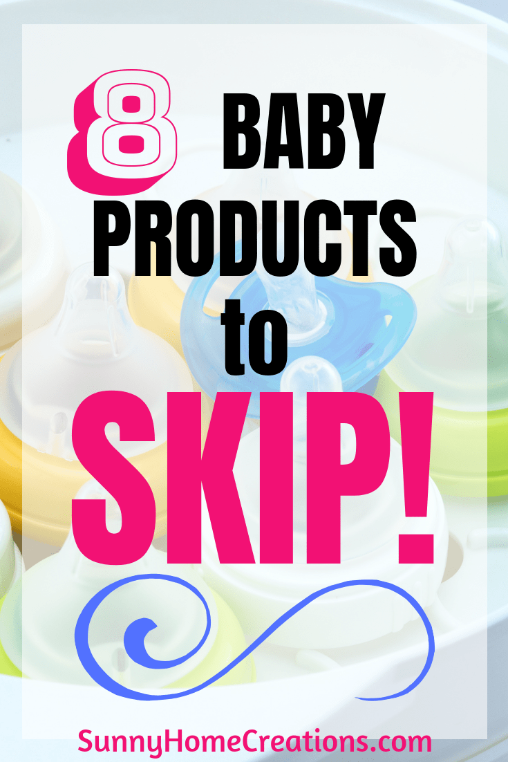 8 Baby Products to Save Money On