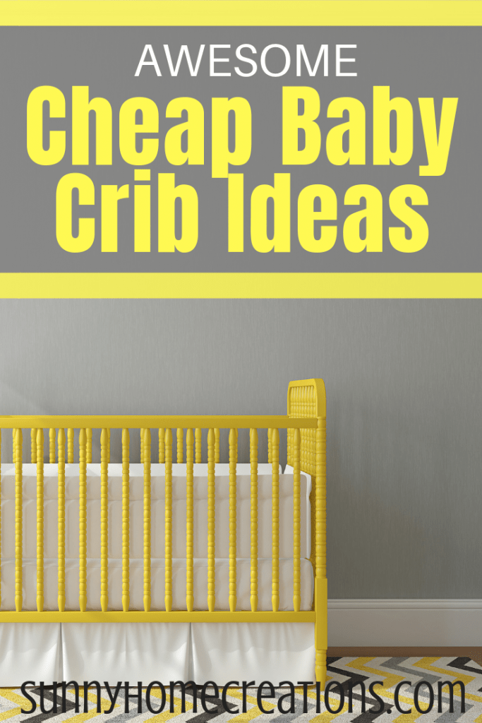 Awesome Cheap Baby Crib Ideas